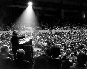 Martin Luther King Spotlight