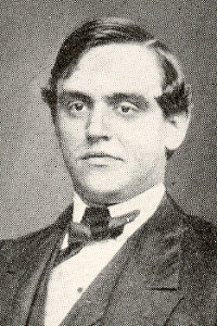 Phillips Brooks as young man