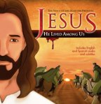 Jesus He Lived Among Us DVD