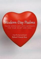 Modern Day Psalms: Available at all online book retailers!
