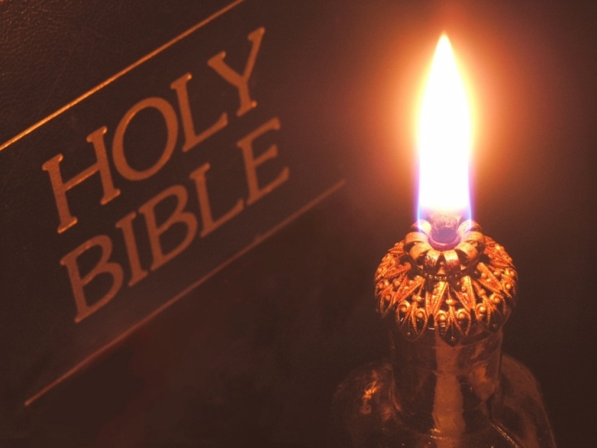 lamp_and_Bible